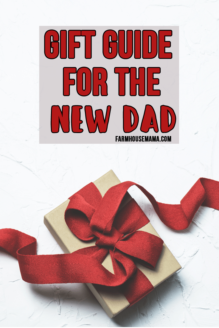 If the guy you're shopping for is a new dad, this gift guide for the new dad can help you find the perfect gift! This list has been approved by a new dad so you know you can pick out a great gift for the new dad in your life! | gifts for a new dad | valentine's gifts for him | valentine's gifts for dad | gift guide for husband | Christmas gifts for husband | anniversary gifts for husband | birthday gifts for him | #giftforhim #giftguide #giftsfordad #giftguideforthenewdad #giftguideforhim