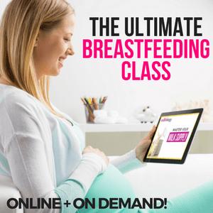 breastfeeding class learn to breastfeed