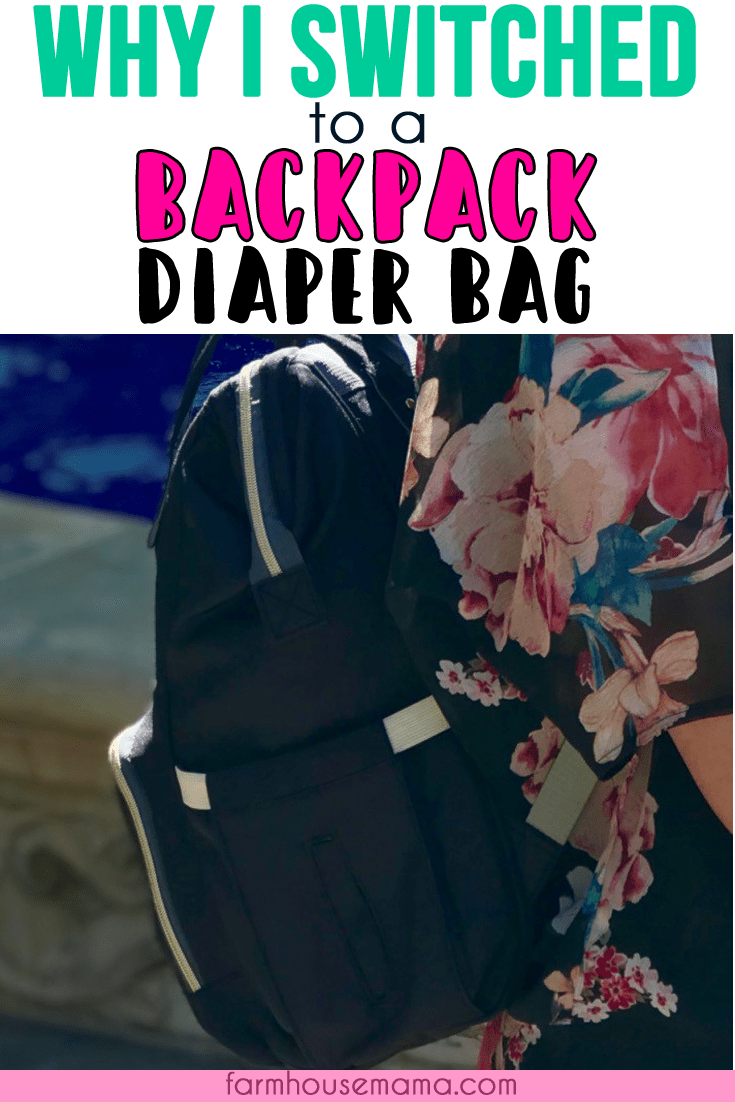 backpack diaper bag and ergo