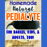 homemade natural pedialyte easy recipe for babies